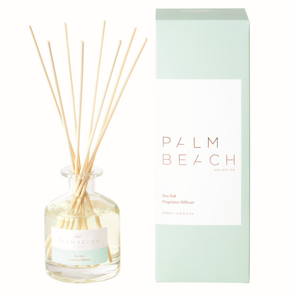 PALM BEACH: Diffuser - Sea Salt