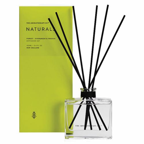 THE AROMATHERAPY CO: Naturals Diffuser - Forest / Evergreen & Freesia