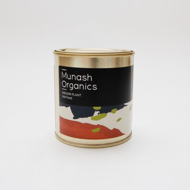 MUNASH ORGANICS: Indoor Plant Soil Food