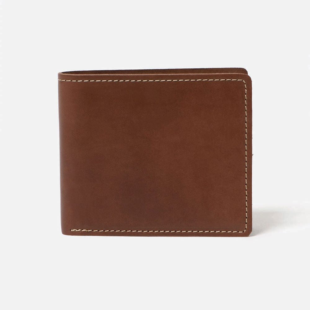 STITCH & HIDE: Connor Wallet / Brown