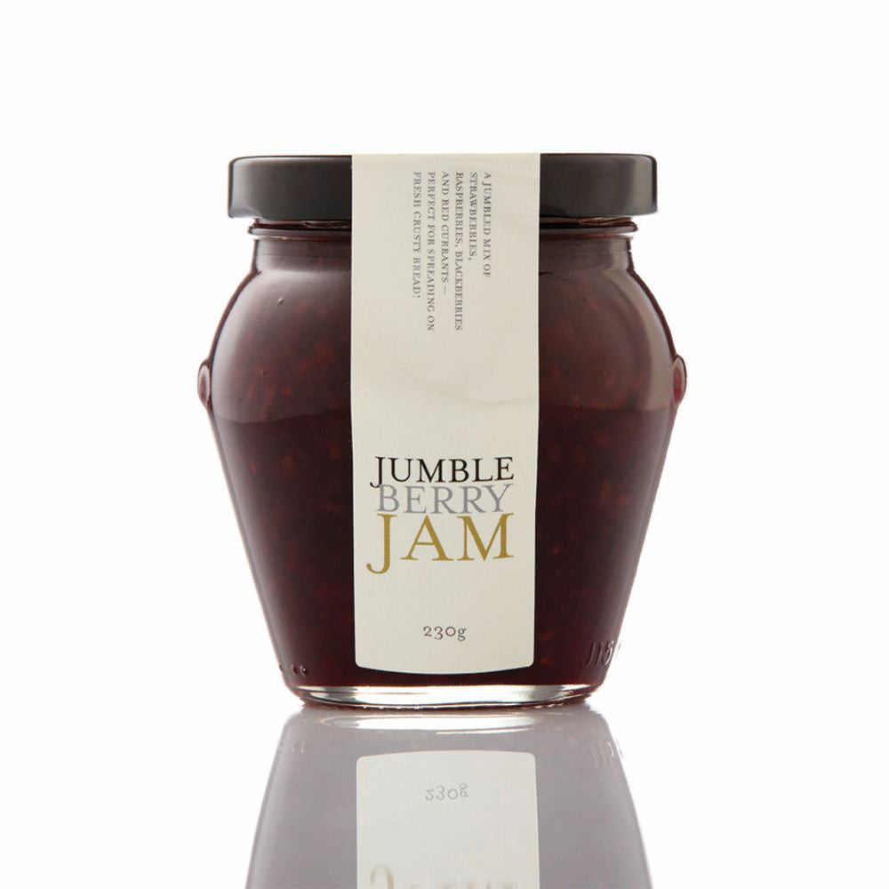 YARRA VALLEY GOURMET FOODS: Jumbleberry Jam