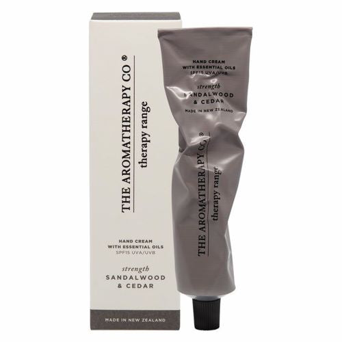 THE AROMATHERAPY CO: Therapy Hand Cream - Strength