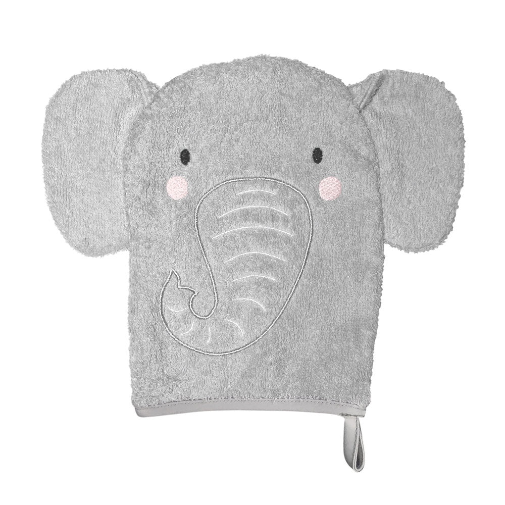 MISTER FLY: Wash Mitt - Elephant