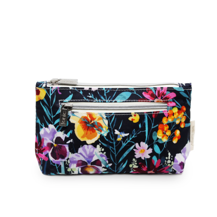 TONIC: Cosmetic Bag - Small / Evening Bloom