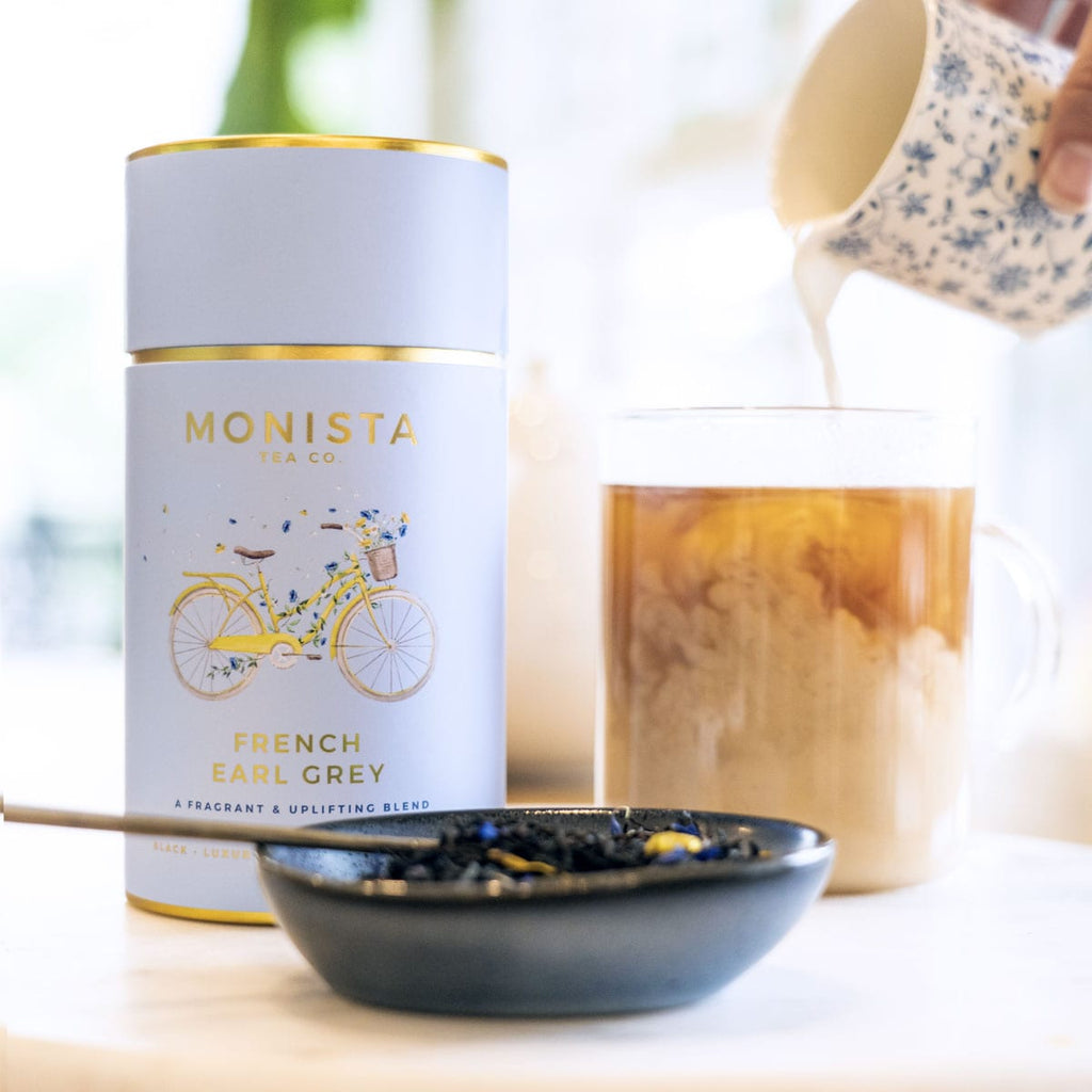 MONISTA TEA CO: French Earl Grey