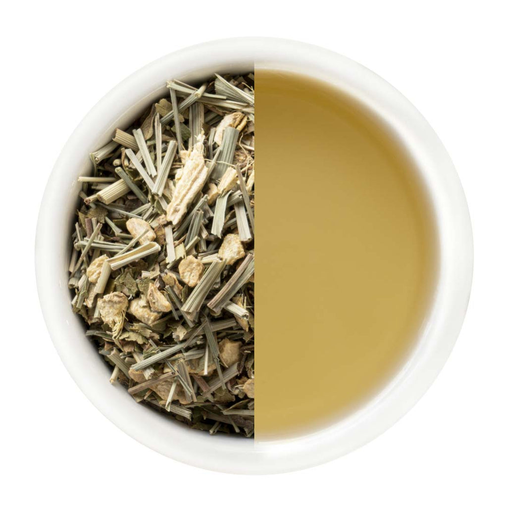 MONISTA TEA CO: Matilda's Lemongrass & Ginger
