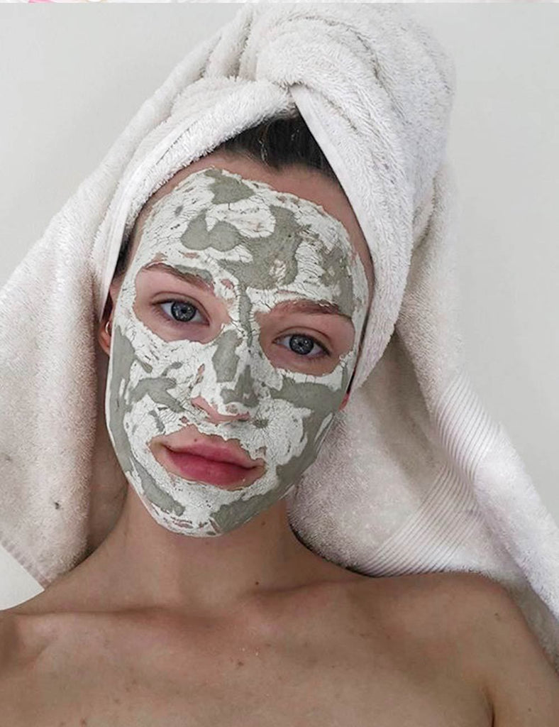 BUTT NAKED: Face Mask - Cactus Clay