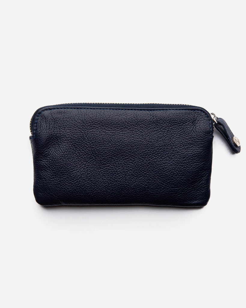 STITCH & HIDE: Lucy Pouch - Navy
