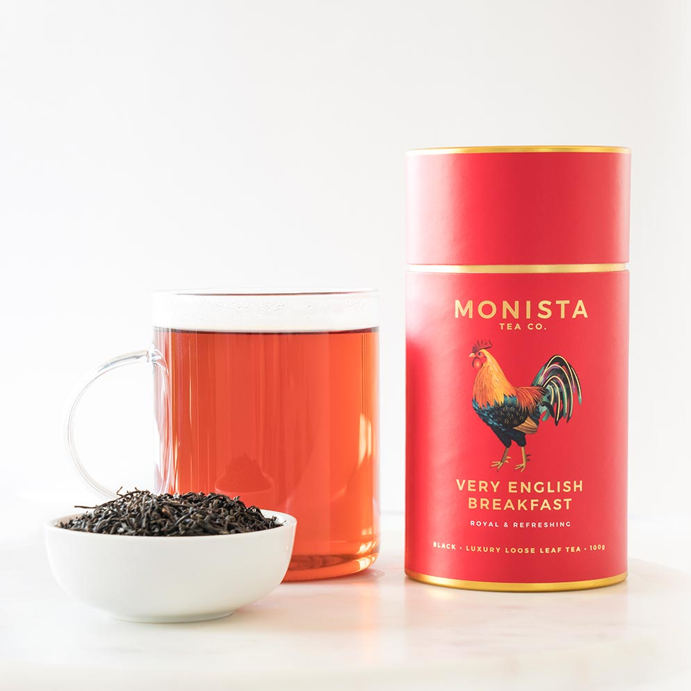 MONISTA TEA CO: Very English Breakfast