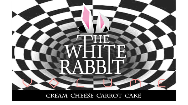 **NEW** 100ML - VOLUME -  THE WHITE RABBIT