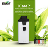 ELEAF ICARE 2 - ULTIMATE PORTABLE SYSTEM (WHITE)