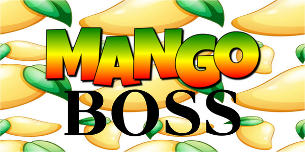 100ML - VOLUME -  MANGO BOSS