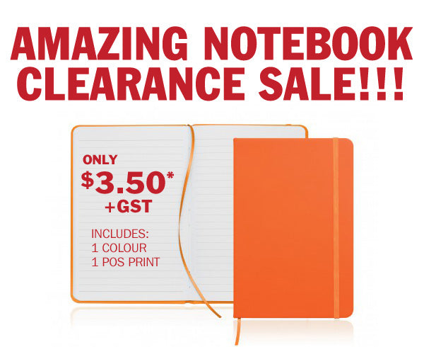 Amazing Notebook Sale