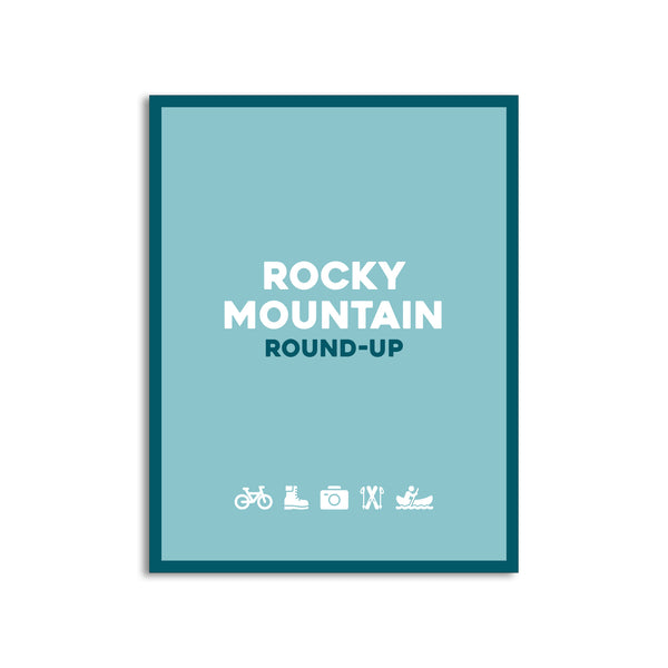 eBook - Rocky Mountain Round-Up