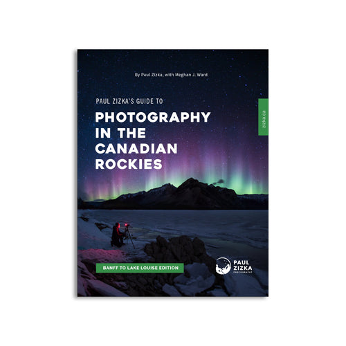 ebook: Paul Zizka's Guide to Photography in the Canadian Rockies