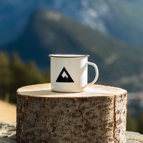 Camp Mug 16 oz (Enamel)