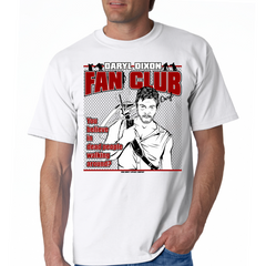 "Daryl Dixon ""Fan Club"" Unisex Tee"