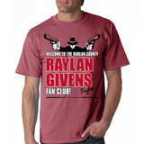 "Raylan Givens ""Fan Club"" Unisex Tee"