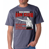 "Rick Grimes ""Fan Club"" Unisex Tee"