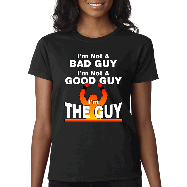"Roman Reigns ""I'm THE Guy"" Ladies T-Shirt"