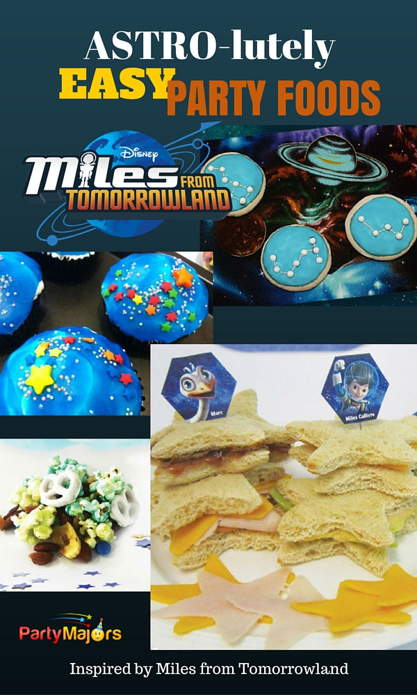 All Of These Ideas Would Also Work Great For Any Outer Space Or Rocket Theme Party
