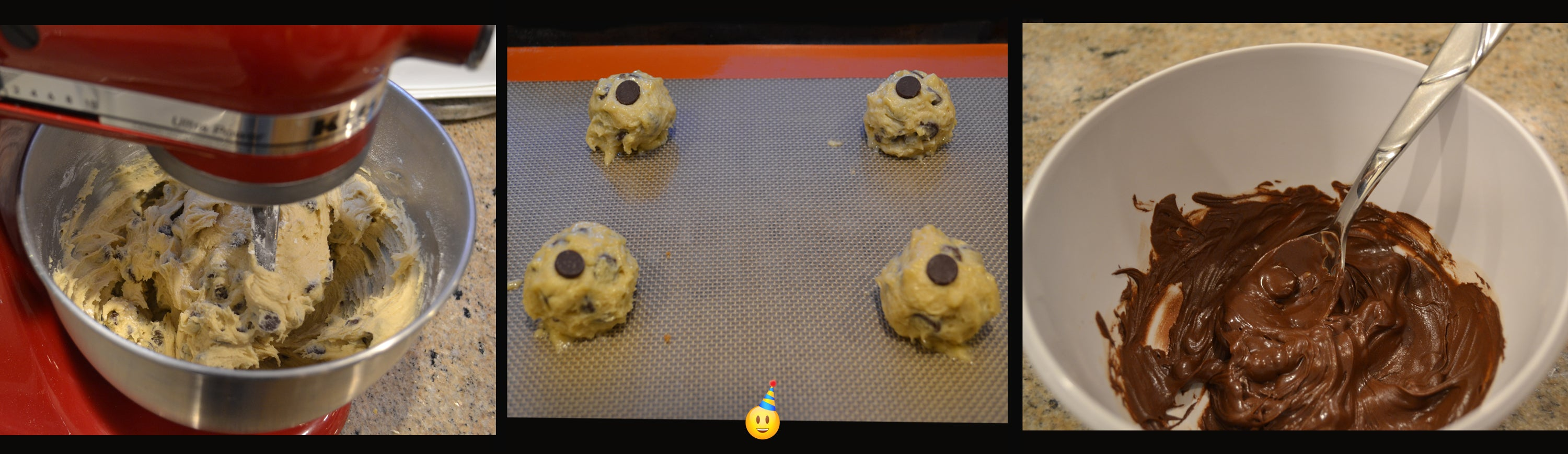 halloween spider chocolate chip cookies recipe – party majors