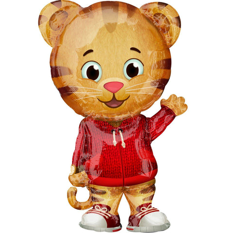 1 Jumbo Shape Daniel Tiger Balloon - 31""