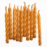 Spiral Gold Birthday Candles - 20ct