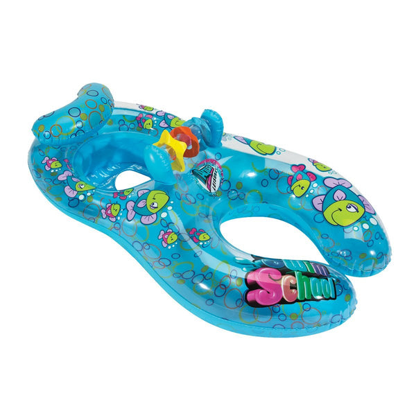 Swim School Baby And Me Inflatable Combo Boat