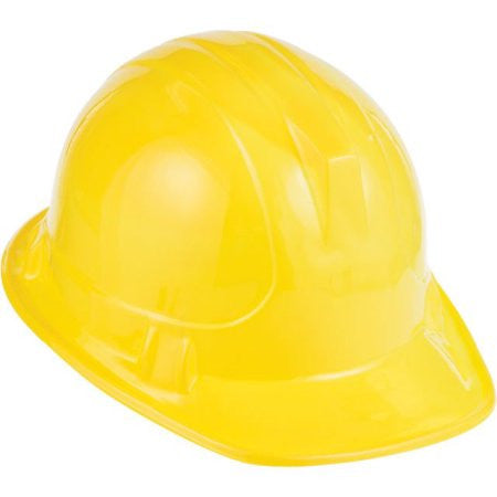 construction work zone kids hat