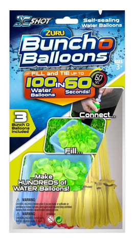 ZURU Bunch O Balloons - 100 pack