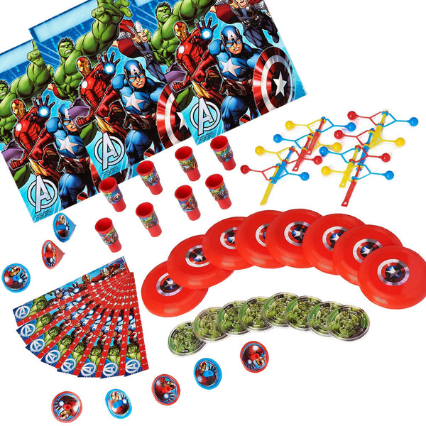 Avengers 56 pc favor set