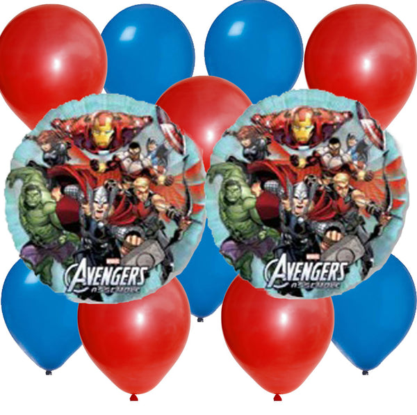 Avengers Party Balloon Set