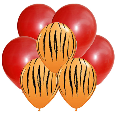 daniel tiger animal balloons
