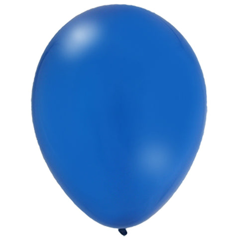 Latex Party Balloons - Royal Blue