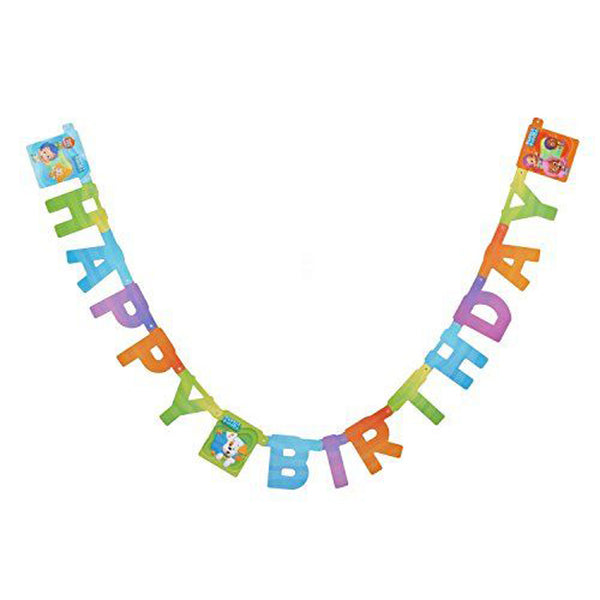 "Bubble Guppies ""Happy Birthday"" Party Banner"