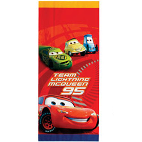 Lightning Mcqueen Favor Treat Bags