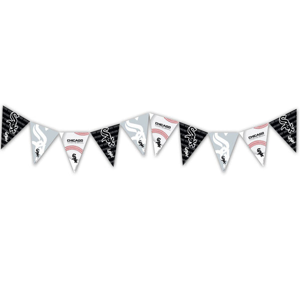 Chicago white sox pennant banner
