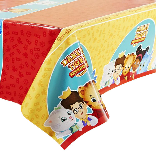 Daniel Tiger party table cover