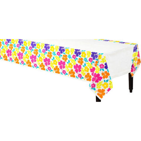 Hibiscus Hawaiian Table Cover