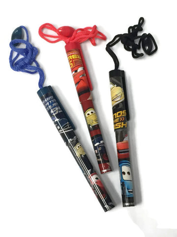 Disney CARS lightning McQueen rope pens