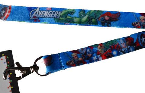 avengers party lanyard