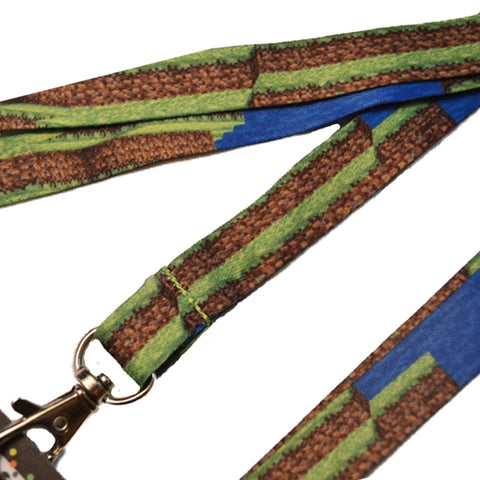 Minecraft Terraria Party Favor Lanyards