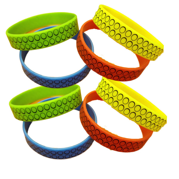 Lego Party Favor Wristbands