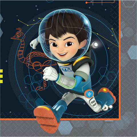 Miles Tomorrowland Lunch Napkins
