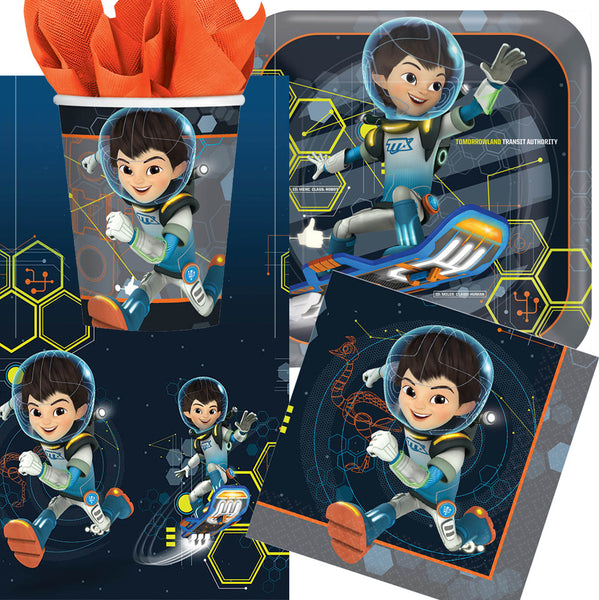 Miles from Tomorrowland tableware set