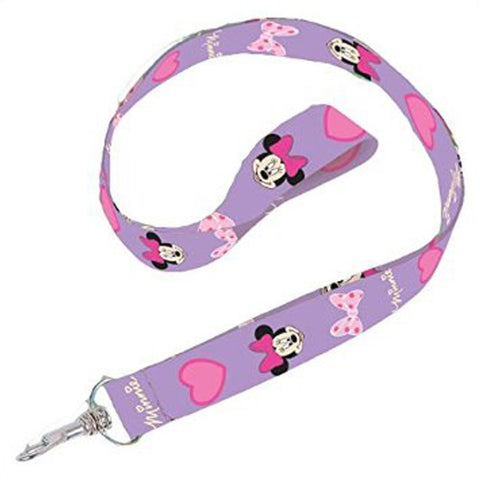 MInnie Mouse party lanyards