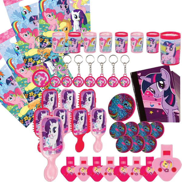 My Little Pony Party Favor Value Set