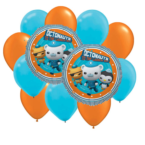 octonauts party balloons