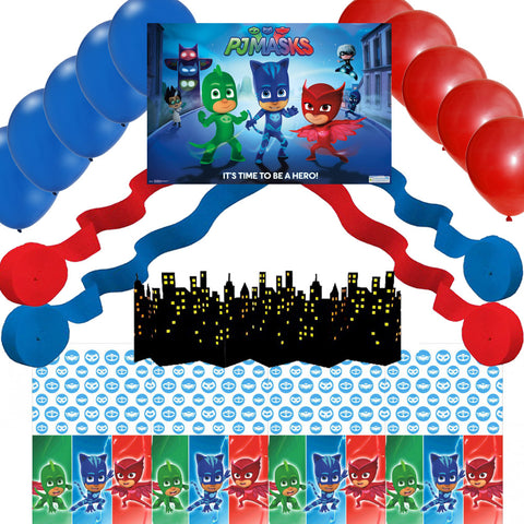 PJ Masks Party Decoration Set